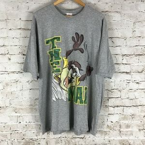 Vintage Looney Tunes Tazmanian Devil T-Shirt XL